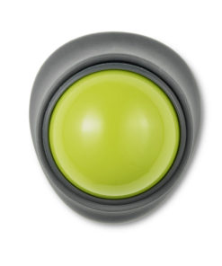 Handheld Massage Ball Grey