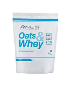Oats & Whey 500g (NLS)