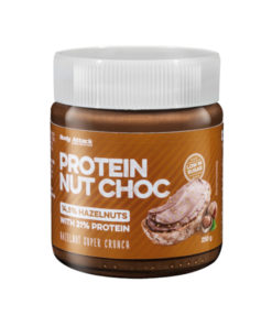 Protein Nut Choc Hazelnut Super Crunch 250g (Body Attack)