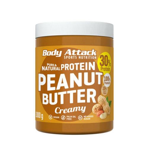 Peanut Butter 1000g (Body Attack)