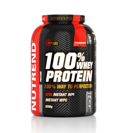 100% Whey Protein 2250g (Nutrend)