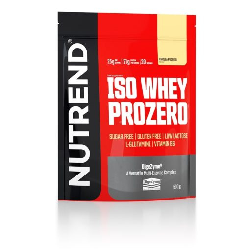 Nutrend-Iso Whey Prozero 500g