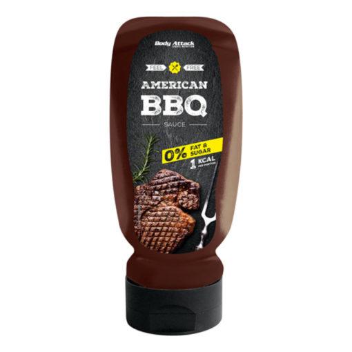 Sauce 320ml (Body Attack)