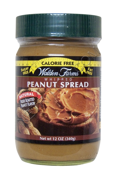 Whipped Peanut Spread 340g (Walden Farms)