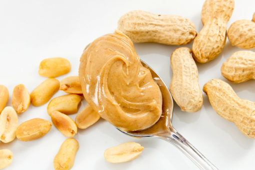 100% Peanut Butter 500g (Scitec Nutrition)