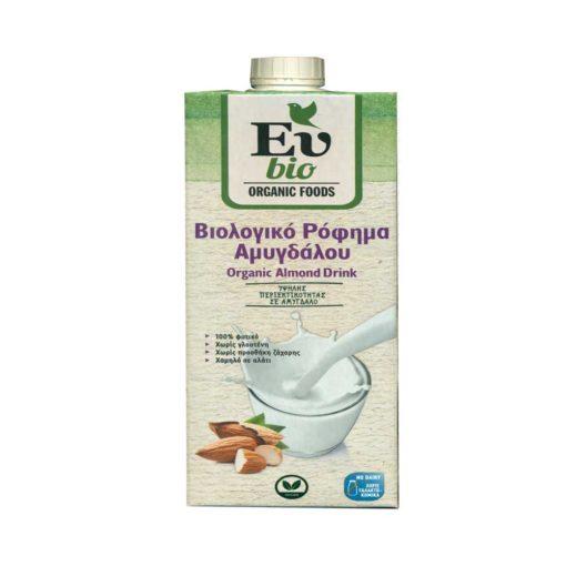 Βιολογικό Γάλα Αμυγδάλου 1000ml (Βιοκαρπός)