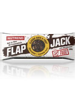 Flapjack 100g Gluten Free (Nutrend)