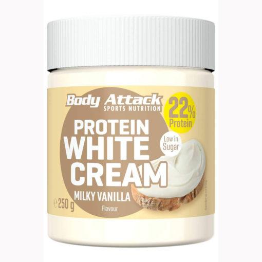 Protein White Cream 250g (Body Attack)