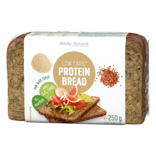 Protein Bread 250g (Body Attack)