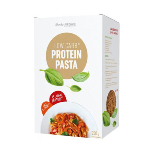 Low Carb Protein Pasta 250g (Body Attack)