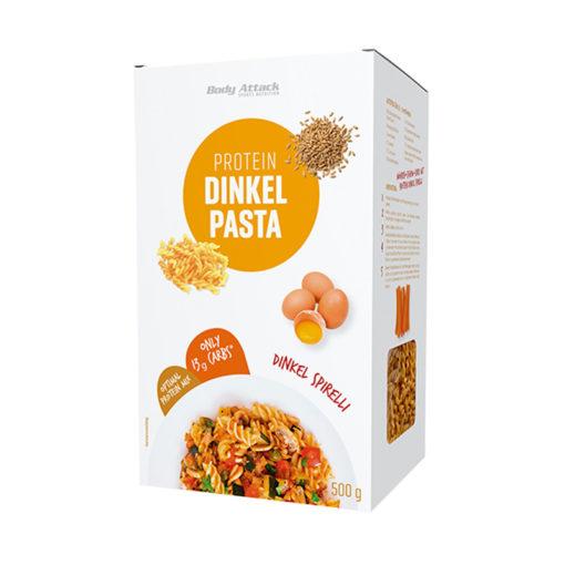 Protein Dinkel Pasta Spirals 500g (Body Attack)