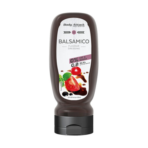 Balsamico Dressing 320ml (Body Attack)
