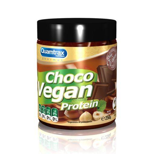 Choco Vegan Protein 250g (Quamtrax)