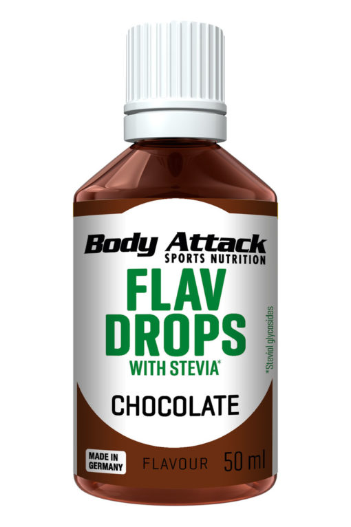 Flav Drops with Stevia 50ml (Body Attack)