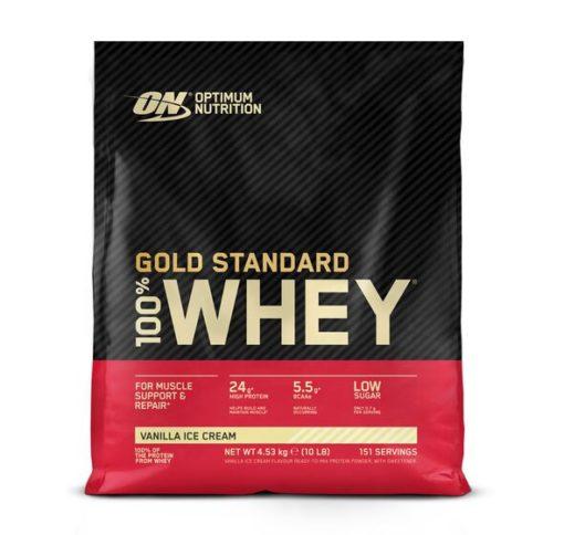 optimum nutrition gold whey standard