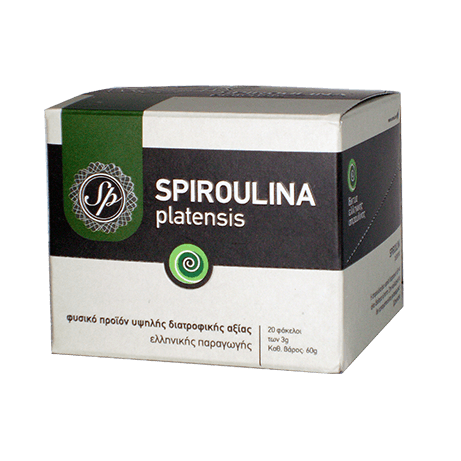 spiroulina platensis