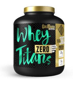 whey titans zero gold touch nutrition
