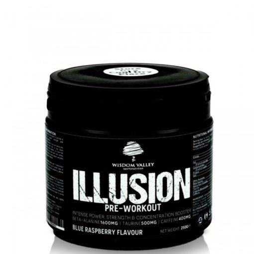 Wisdom Valley Illusion pre workout