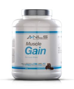 nls muscle gain