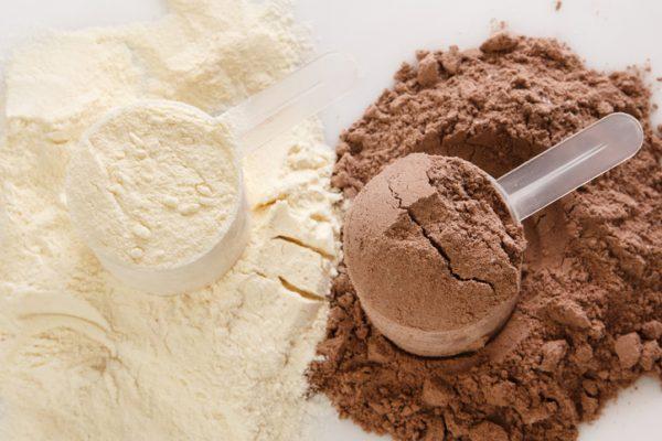 πρωτεΐνη καζεΐνης εναντίον πρωτεΐνης whey