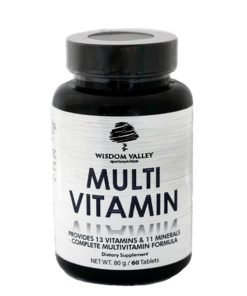 multivitamin wisdom valley