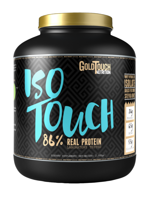 iso touch 86% gold touch nutrition